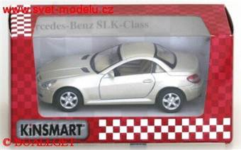 MERCEDES-BENZ SLK PULL-BACK WINDOW BOX
