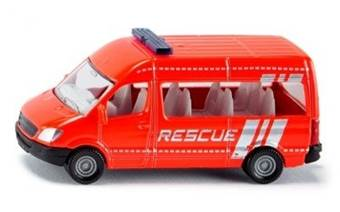 MERCEDES-BENZ SPRINTER RESCUE