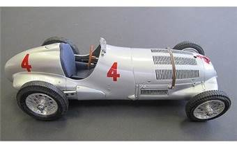 Mercedes-Benz W125 Donington GP 1937 # 4 Seaman limited edition 1000 pcs.