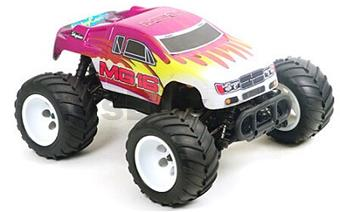 MG16 MONSTER TRUCK 4WD 1:16 RTR
