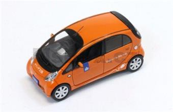 Mitsubishi i-MIEV Japan-Netherland Embassy Car 2010