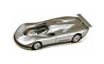 Oldsmobile Aerotech A.J. Foyt 257,123 Closed Course Record 1987
