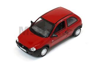 OPEL CORSA 1994 RED