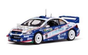 PEUGEOT 307 WRC No.41TURAN/ZSIR RALLY BULGARIA 2010 LIMITED EDITION 541PCS.