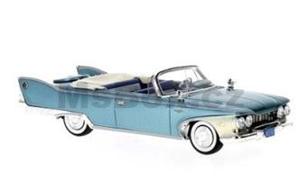 PLYMOUTH FURY CONVERTIBLE 1960 BLUE