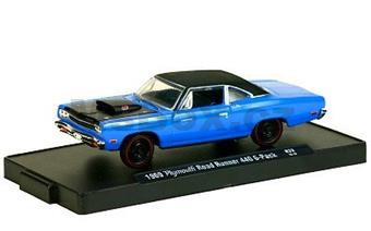 PLYMOUTH ROAD RUNNER 440 6-PACK 1969