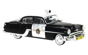 PONTIAC CHIEFTAIN CALIFORNIA HIGHWAY PATROL POLICE 1954