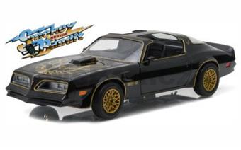 PONTIAC FIREBIRD TRANS AM 1977 SMOKEY AND THE BANDIT POLDA A BANDITA