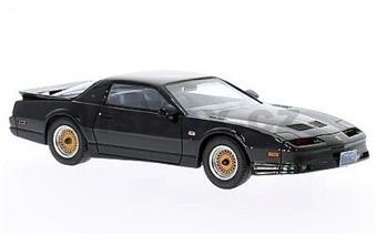 PONTIAC TRANS AM GTA 1988 BLACK