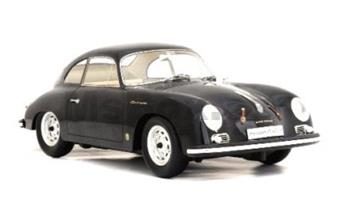 PORSCHE 356 COUPE BLACK