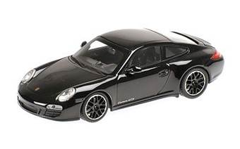 PORSCHE 911 4 GTS (997 II) 2011 BLACK METALLIC L.E. 1008 pcs.