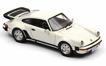 PORSCHE 930 TURBO 1985 FEDERAL WHITE