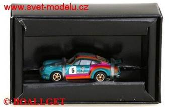 PORSCHE CARRERA RSR 3,0 No.5 VAILLANT LIMITED EDITION 1500 PCS.