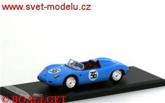 PORSCHE RS 60 1960 No.36