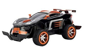 RC AUTO CARRERA AGENT BLACK PURSIT 2,4 GHz RTR