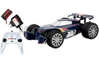 RC AUTO CARRERA BUGGY RED BUL NX1 RTR 2,4GHz
