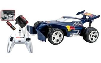 RC AUTO CARRERA RED BULL RC1 RTR 2,4 GHz