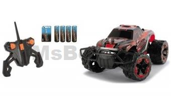 RC AUTO RED TITAN 2,4 GHz RTR