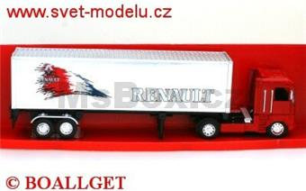 RENAULT MAGNUM AE500 POT BELLY 40´CONTAINER