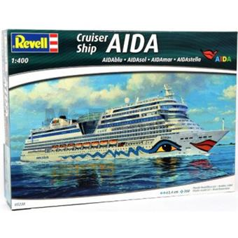 REVELL 05230 CRUISER SHOP AIDA