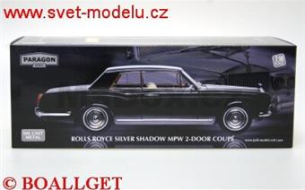 ROLLS ROYCE MPW 2 DRS COUPE 1968 BLACK LIMITED EDITION