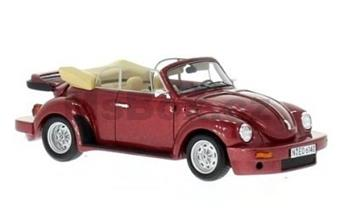 SCHULT KAFER VOLKSWAGEN RED