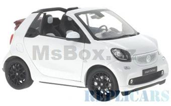 SMART FOR TWO CONVERTIBLE A453 WHITE