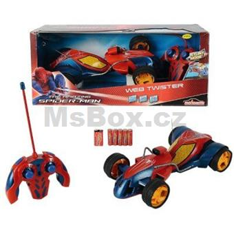 SPIDERMAN RC WEB TWISTER RTR