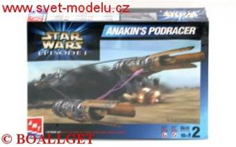 Star Wars ANAKIN´S PODRACER