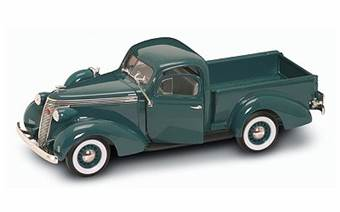 STUDEBAKER COUPE EXPRESS PICK UP 1937 GREEN