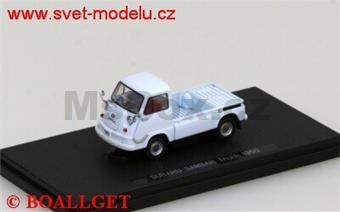 SUBARU SAMBAR TRUCK 1961 LIGHT BLUE