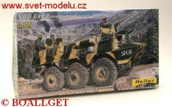 VAB 6x6 Transport de Troupes