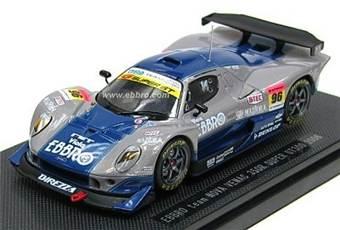 Vemac 350R SuperGT 2006 (GT300 class) #96 EBBRO team Nova