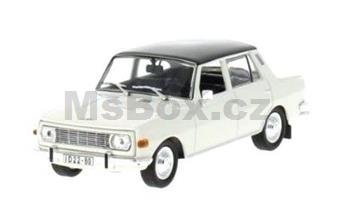 WARTBURG 353 WHITE / BLACK 1967