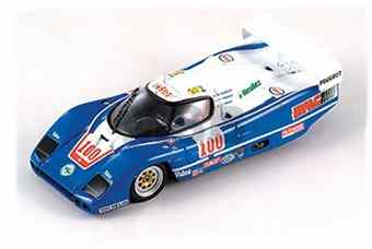 WM P85 No.100 Le Mans 1986