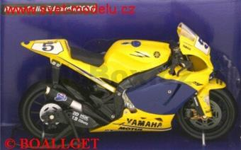 YAMAHA YZR-M1 2006 NO. 5 COLIN EDWARDS