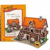ART STUDIO GERMANY ANGLIE PUZZLE 3D CUBIC FUN W3125H