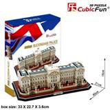 BUCKINGHAM PALACE PUZZLE 3D CUBIC FUN MC162H