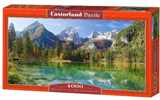 MAJESTY OF THE MOUNTAINS PUZZLE CASTORLAND 400065 4000 dílků