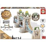 POWER BRIDGE 3D PUZZLE EDUCA 16999 WOOD