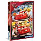 PUZZLE CLEMENTONI 2x20 dílků CARS 3