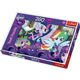 PUZZLE TREFL 13191 260 dílků MY LITTLE PONY