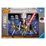 STAR WARS REBELS PUZZLE RAVENSBURGER 131952 300 dílků XXL