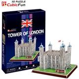 TOWER OF LONDON CUBICFUN 3D PUZZLE