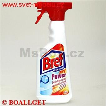 Bref Power Universal 500ml pumpička - proti plísni