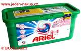Ariel Ponds Touch of Lenor Fresh 3v1 capsules prací tablety 30 ks ( 897 g )