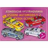 Vystřihovánka Osobní automobily 2 Škoda Octavia 4 modely