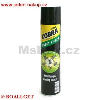 Cobra Kills flying & Crawling insects 400 ml
