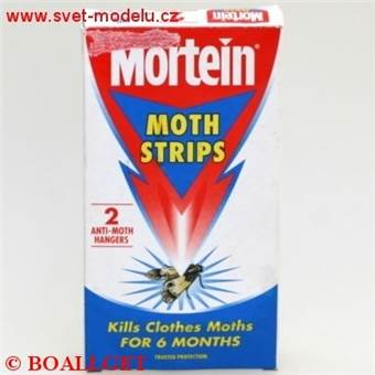 Mortein na moly