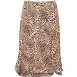 Sukně s tygrovaným vzorem - velikost 56